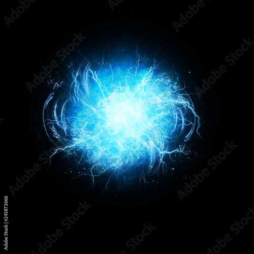 Photo  RASENGAN - SPINNING BALL OF CHAKRA