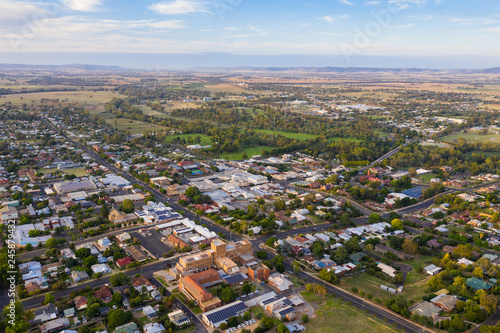 Cowra - Region Town in Central Western NSW Australia