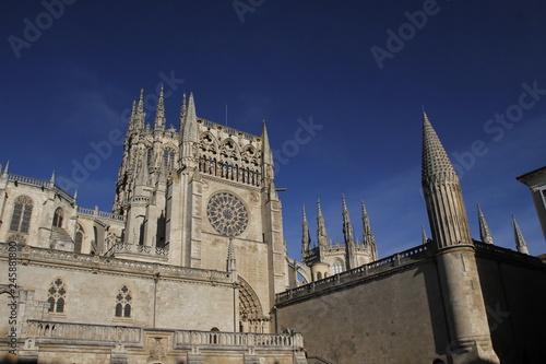 Fotografía  Burgos Cathedral