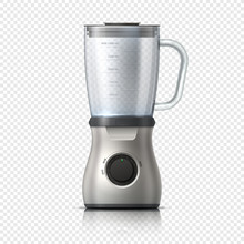 Blender. Empty Juicer Or Food ...