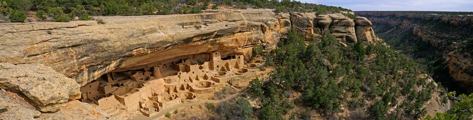 USA, Colorado, Mesa Verdi National Park, The Cliff Palace