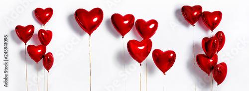 Fotografie, Tablou Set of Air Balloons