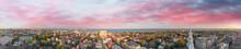 Panoramic Aerial View Of Charl...