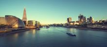 Morning In London, River Thame...