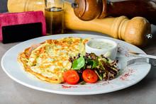 English Breakfast. Appetizing ...