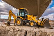 Backhoe In Construction Tasks ...