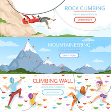 Mountain Climbing Pictures. Ro...