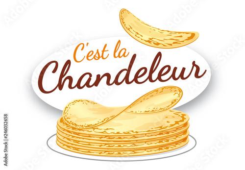 Photo  Chandeleur crêpes V4