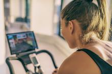 Smart Fitness Home Workout Bik...