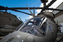 American Military Helicopter A...