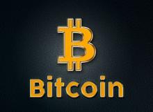 Bitcoin - Kryptowaluta - Ilustracja