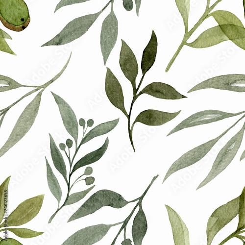 wzor-z-elementami-roslin-akwarela-ilustracja-recznie-malowane-ladny-wzor-tapety-tkaniny-tkaniny-papier-pakowy-tlo
