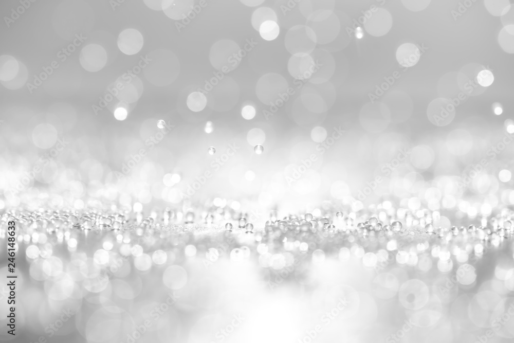 Fototapety, obrazy: Abstract bokeh background