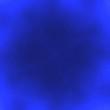 canvas print picture - bright blue background texture
