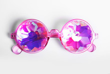 Kaleidoscope Sunglasses On A W...
