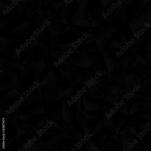 Fototapety, obrazy: Black geometric background