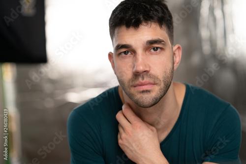 BETTE: Handsome white male