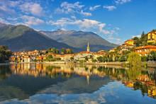Mergozzo Am Lago Maggiore - Mergozzo On Lake Lago Maggiore