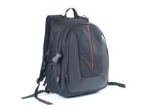 Black Camera Backpack Isolated...