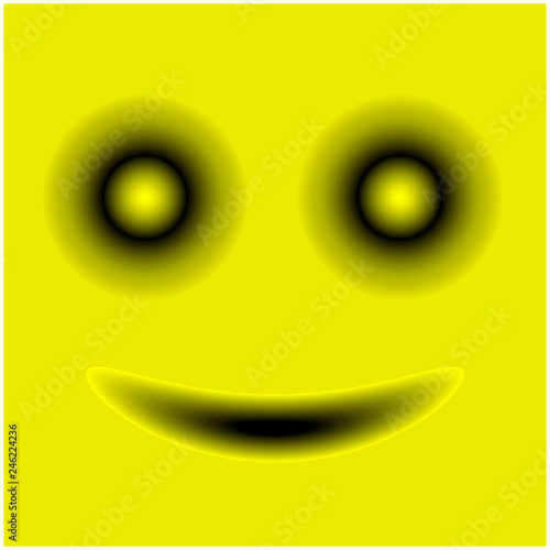 Smiley Face Stock Vector Template Design Buy This Stock