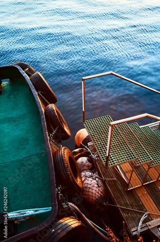 Fotografía  Lonely Dark Sail
