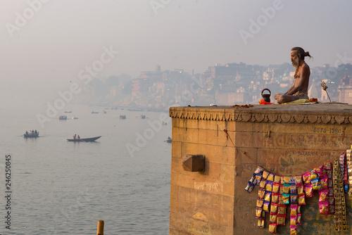 Jogin w Varanasi