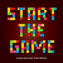 Game Blocks Lego