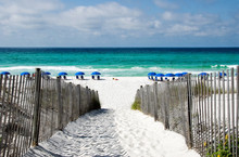 Seaside Florida In Walton Coun...