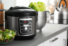 Modern Electric Multi Cooker A...