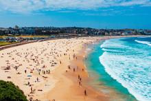 Bondi Beach In Sydney, New Sou...