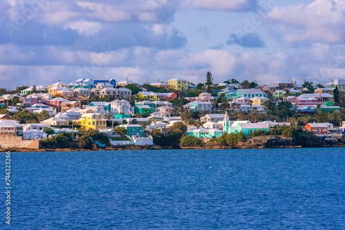 Cuadros en Lienzo バミューダ島