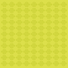 Abstract Geometric Ornamental Yellow And Green Pattern. Vector Illustration Bright Design. Modern Colorful Geometric Texture. Illusive Background. Design For Decor, Covers, Prints.