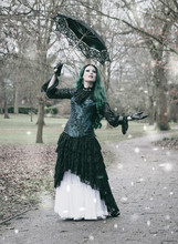 Gothic Victorian Lady