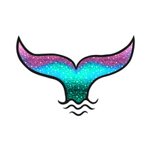 Mermaid Tail, Aquarius, Fishta...