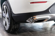 Luxury car design elements
