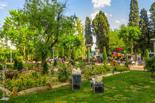 Tehran Iranian Artists Park 01