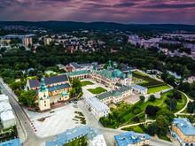 Kielce Panorama Muzeum Narodowe