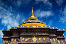 Wat Phra That Lampang Luang Is A Lanna-style Buddhist Temple In Lampang In Lampang Province, Thailand.