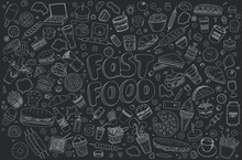 Fast Food Elements.