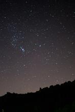 Cielo Lleno De Estrellas En La...
