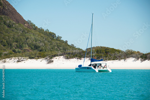 Whitsunday beach Fototapete