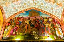 Isfahan Chehel Sotoun Palace 12