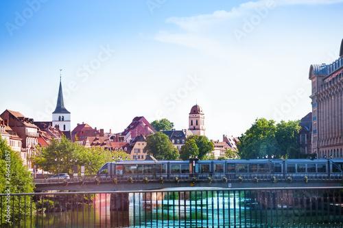 St William and Madeleine churches in Strasbourg