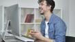 Online Video Chat via Desktop by Young Creative Designer