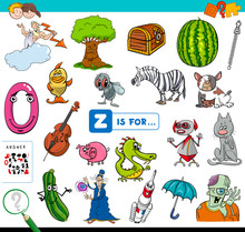 Z Is For Educational Game For ...