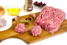 Minced Meat Mix For Cooking