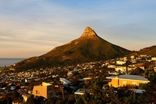Camps Bay And The Lionshead, C...