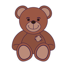Teddy Bear Baby Toy
