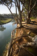 Werribee Gorge, Victoria, Aust...
