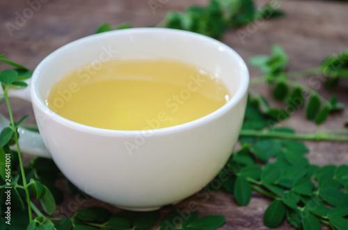 Moringa tea for health